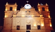 The Holy Spirit Church at Margao